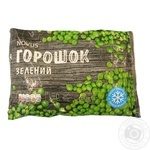 Vegetables pea Novus frozen 400g
