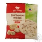 Rud frozen cut mushrooms 400g