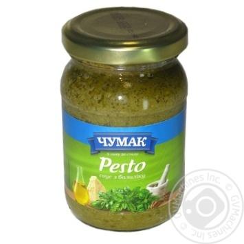 Соус Чумак Pesto из базилика 160г - купить, цены на Восторг - фото 2