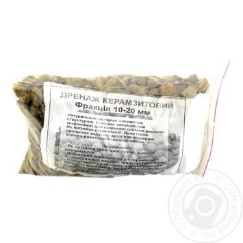 Дренаж для квітів керамзитовий Забава 1,5л