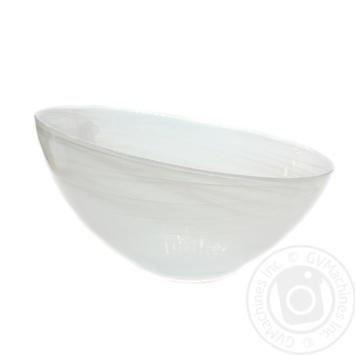 Salad bowl Atlas white - buy, prices for Novus - image 1