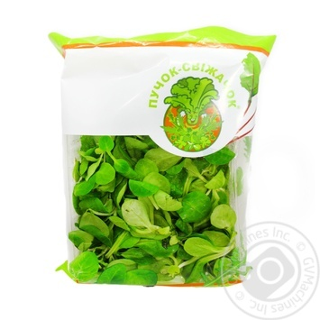 Puchok-Svizhachok Marsh-Salad 75g - buy, prices for Novus - image 1