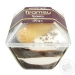 Ice-cream Gel amo with taste of tiramisu 150g