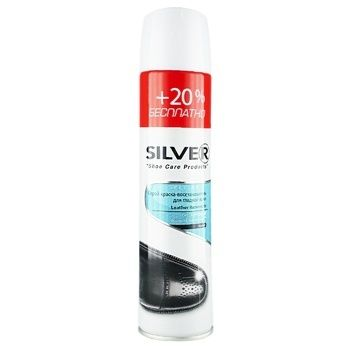 Silver Smooth Leather Renovator 300ml - buy, prices for Tavria V - image 1