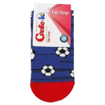 Conte-Kids Tip-Top Cotton Children's Socks 18s
