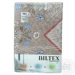 Комплект постільної білизни Biltex Скарбниця 145х215см
