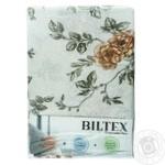 Комплект постільної білизни Biltex Візаві 200х220см