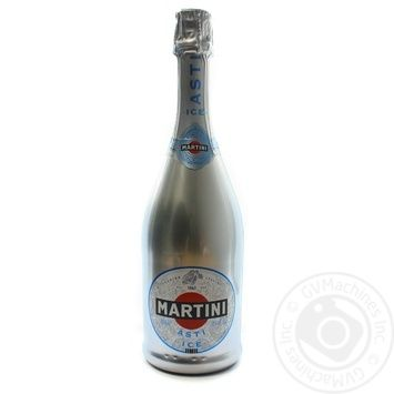 Вино игристое Martini Asti Ice 8% 0,75л