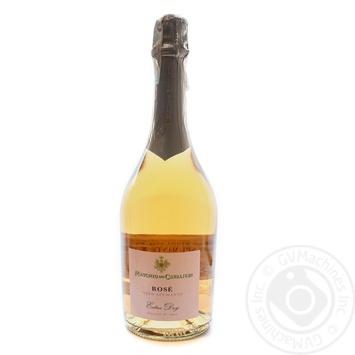Вино ігристе Maschio dei Cavalieri Spumante Rose Extra Dry 11,5% 0,75л