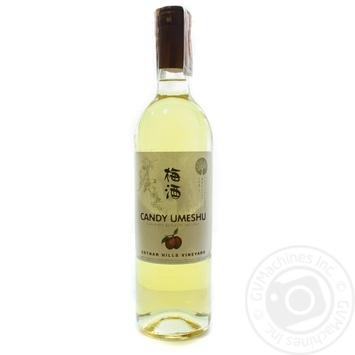 Напиток винный Cotnar Candy Umeshu сливовый 13% 0,75д