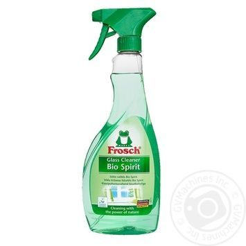 Frosh glass cleaner alcohol 500ml - buy, prices for Novus - image 1