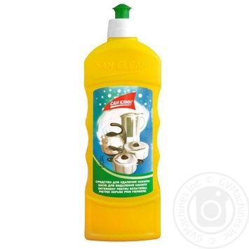 San Clean Means for Descaling 500ml - buy, prices for Novus - image 1
