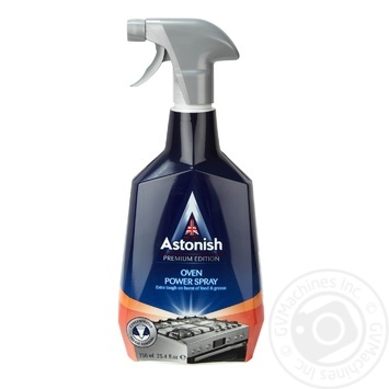 Astonish Cleaner for Ovens, Stoves, Grills, Microwave Ovens 750ml - buy, prices for Novus - image 1
