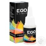 Рідина д/ел.випар. EGO E-liquid USA Mix 0mg 10ml