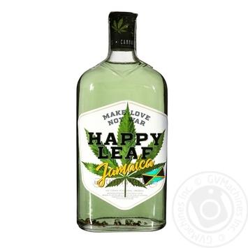 Happy Leaf Jamaica hemp tincture 38% 0,5l - buy, prices for Novus - image 2