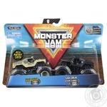 Monster Jam 2 Cars Toy Set
