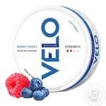 Никотиновые подушечки Velo Berry Frost Medium