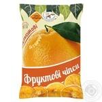 Чипсы фруктовые Галицкий Пекарь Апельсин 40г
