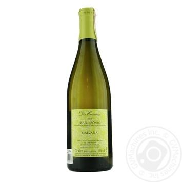 Вино Vie Di Romans Dis Cumieris Malvasia белое сухое 13% 0,75л