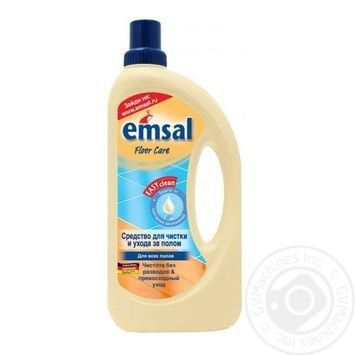 Emsal Floor-Care Universal Floor Cleaner Without Wax 1l - buy, prices for Novus - image 1