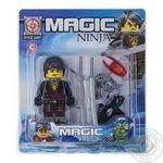 Набір іграшковий Space Baby Magic Ninja фігурка-конструктор з аксесуарами в асортименті