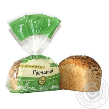 Хліб Житня Сила гречаний 300г - купити, ціни на Ашан - фото 1