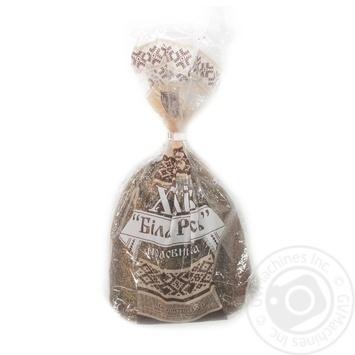 Хлеб Кулиничи Белая Русь нарезанный половинка 350г - купить, цены на Novus - фото 1