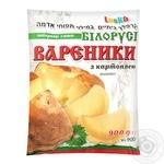 Вареники Laska з картоплею 900г