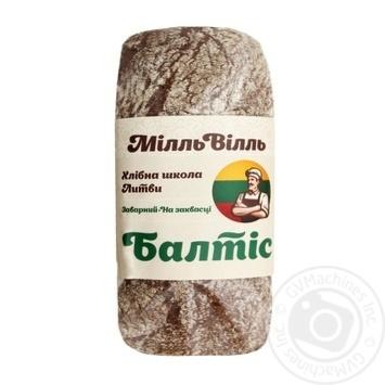 Хліб Мілль Вілль Балтіс заварний 340г