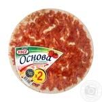 Основа VICI для пиццы с томатным соусом 420г