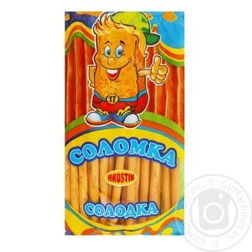 Соломка Столична солодка 40г - купити, ціни на Метро - фото 1