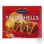 Кармашки кукурузные Taco Shells Santa Maria 135г