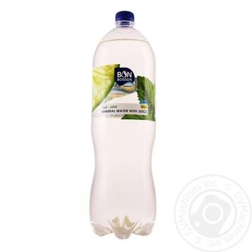 Water Bonboisson mint non-carbonated 2000ml plastic bottle