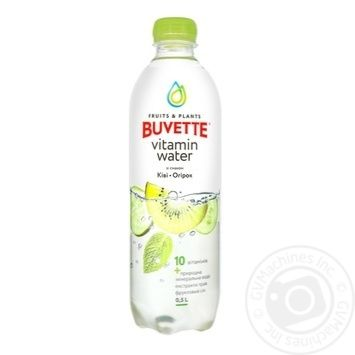 Buvette juice drink with kiwi and cucumber 0,5l - buy, prices for Furshet - image 1
