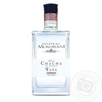 Chateau Mukhrani chacha 43% 0.7l