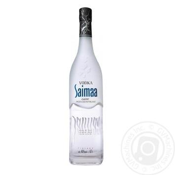 Водка Saimaa Classic 40% 0,7л - купить, цены на Ашан - фото 1