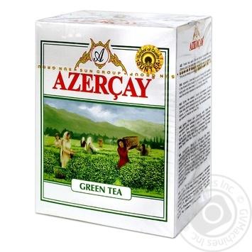 Чай зелений Azercay 100г - купити, ціни на Novus - фото 1