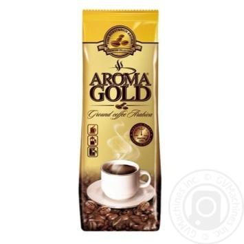 Кофе Aroma Gold Arabica молотый 250г