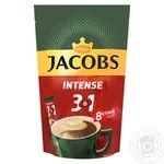 Jacobs 3in1 Intense instant coffee 8pcs*12g - buy, prices for MegaMarket - image 1