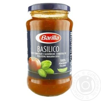 Соус Барилла Базилик 400г Италия - купить, цены на Novus - фото 1