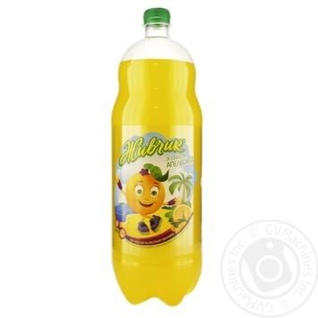 Напій Живчик Апельсин соковмісний сильногазований 2л
