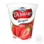 Dolce strawberry yogurt 3.2% 280g