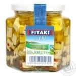 Сыр Казерай Шампиньон Фитаки мягкий рассольный 45% 300г Германия