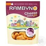 Сыр Rambyno плавленый с жареным луком 75г