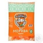 Морква Вовка-морковка Чудова 1кг