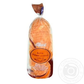 Long loaf Kulynychi (sliced) 500g - buy, prices for Novus - image 1