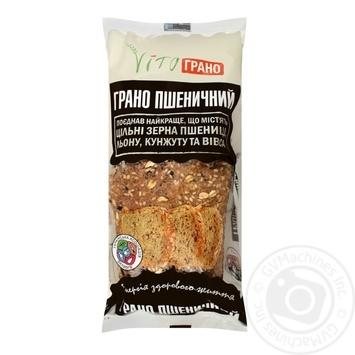 Хлеб Vito Грано Пшеничный 300г - купить, цены на Novus - фото 1