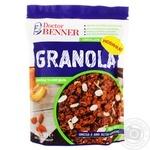 Гранола Doctor Benner Шоколад и миндаль 300г - купить, цены на Novus - фото 1