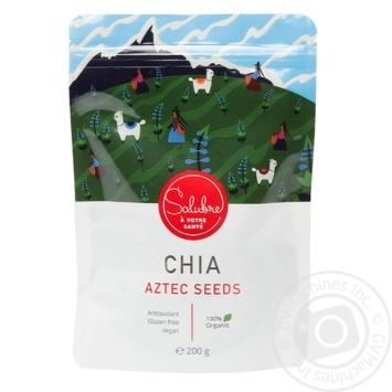 Chia 200g - buy, prices for Novus - image 1