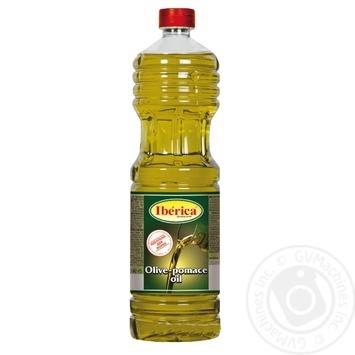 Масло Иберика оливковое 1000мл - купить, цены на Novus - фото 1
